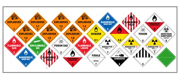 DG labels