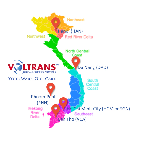 Voltrans offices